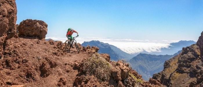 Atlantic Cycling La Palma - Fahrtechnik MTB-Academy