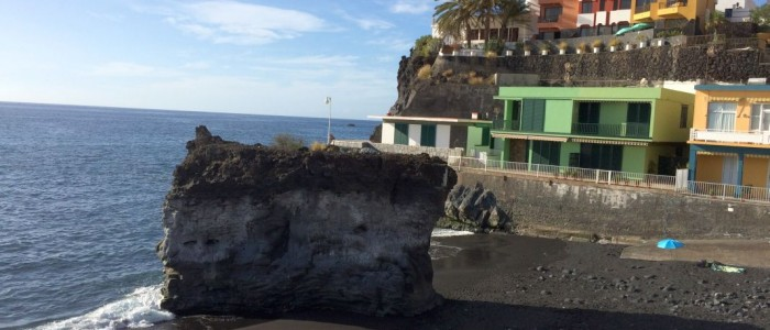 Impressionen La Palma Atlantic Cycling