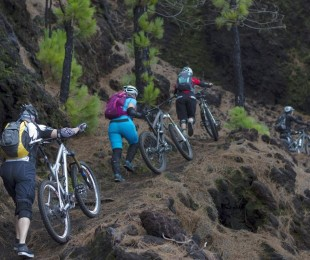 Atlantic Cycling La Palma Allmountain Touren