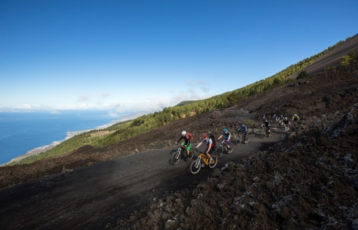 Lighttourenwoche Atlantic Cycling Canary Islands