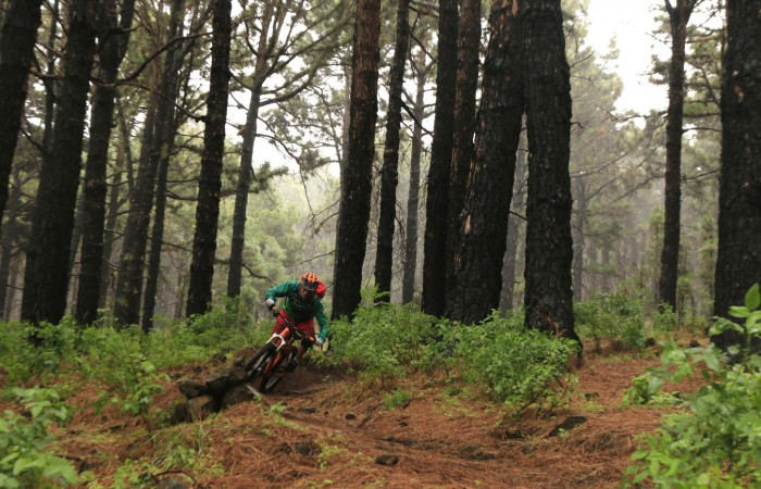 eEnduro Uphillflow Atlantic Cycling Canary Islands